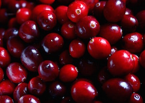 abstinent cranberry relish